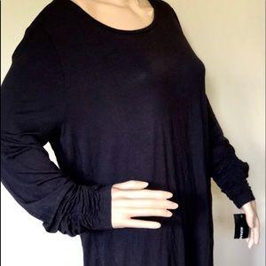 Alfani black top XL